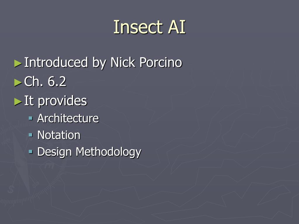 Insect AI
