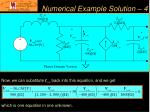 numerical example solution 4