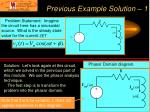 previous example solution 1