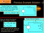 previous example solution 2