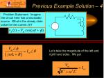 previous example solution 4