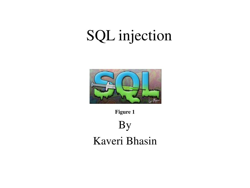 sql injection l.