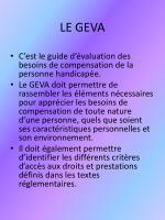 le geva