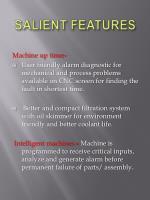 salient features7