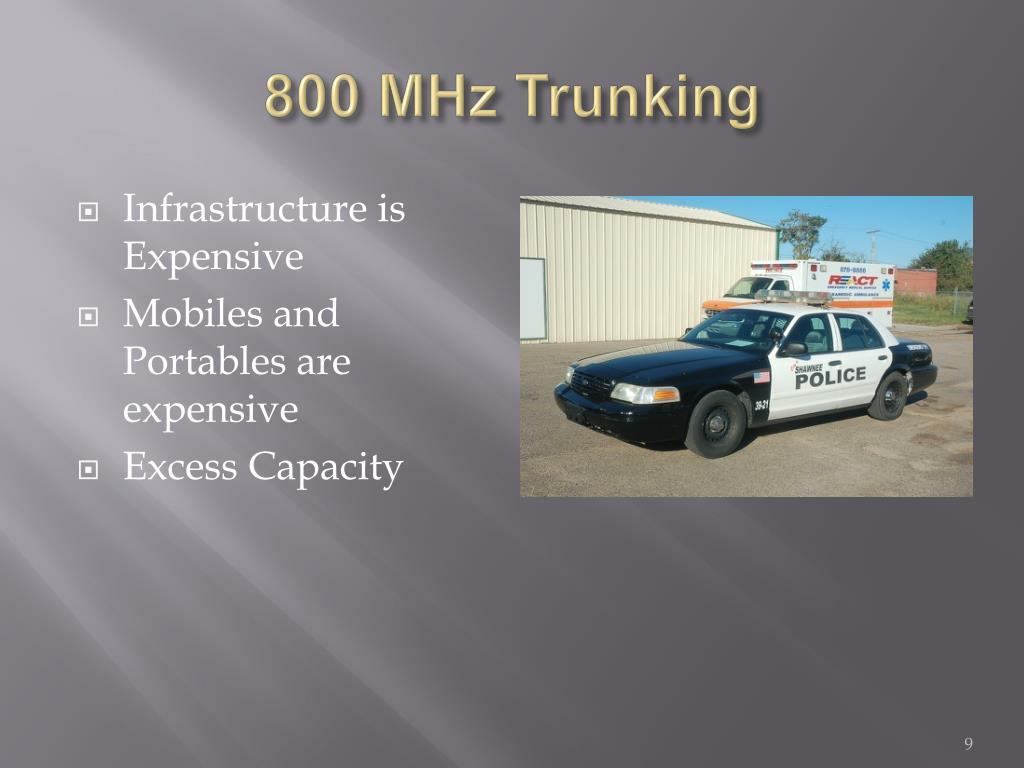 800 MHz