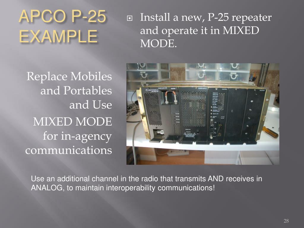 APCO P-25