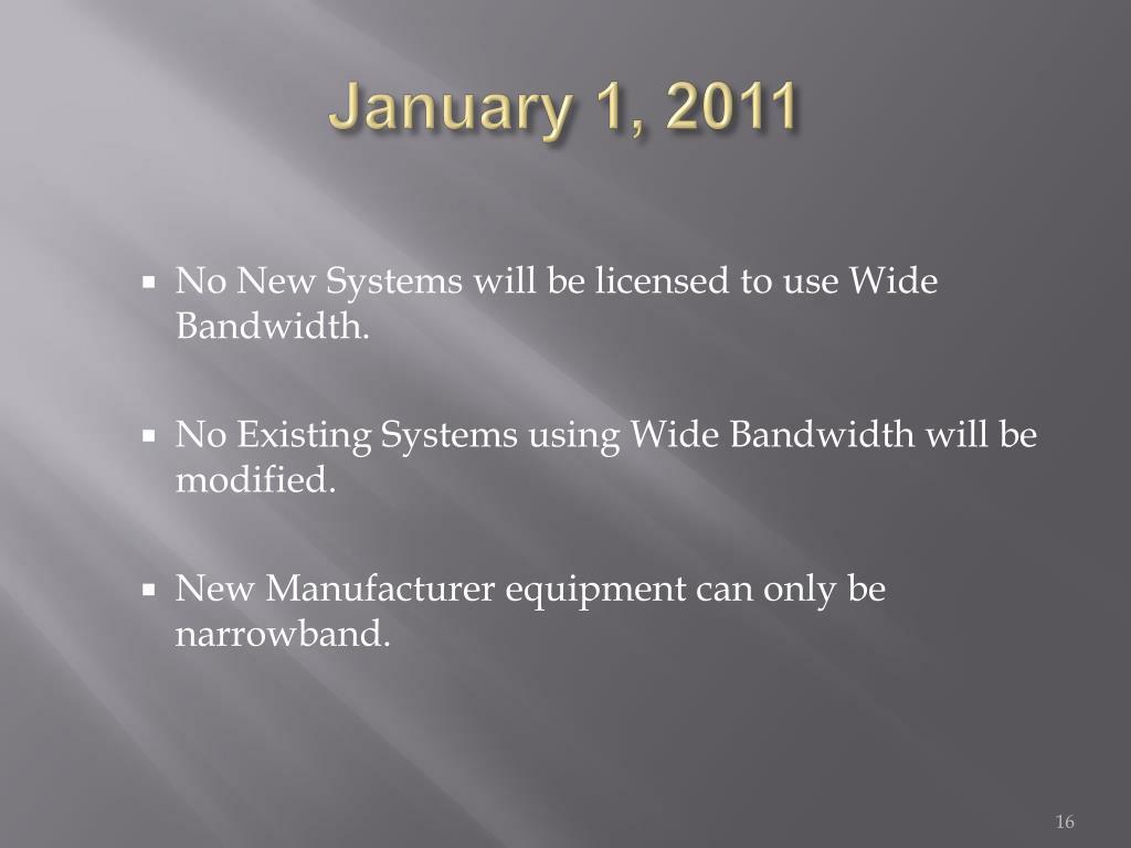 January 1, 2011