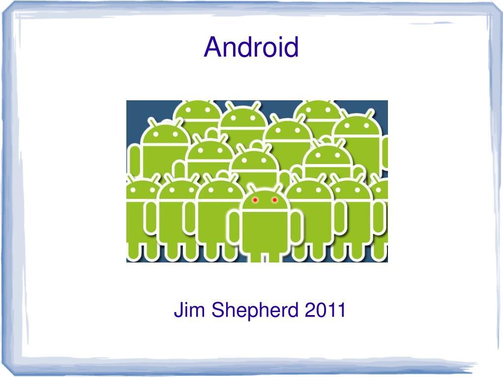 jim shepherd 2011 l.