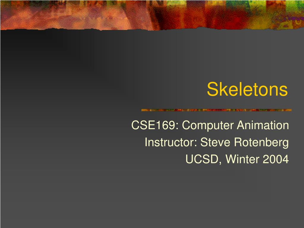 skeletons l.
