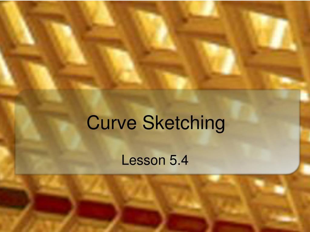 curve sketching l.