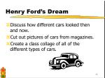 henry ford s dream13