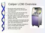 caliper lc90 overview