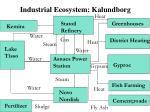 industrial ecosystem kalundborg