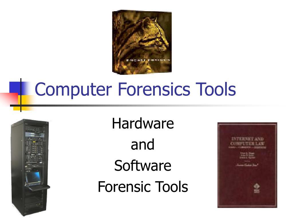 computer forensics tools l.