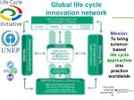 global life cycle innovation network
