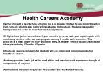 health careers academy5