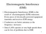 electromagnetic interference emi