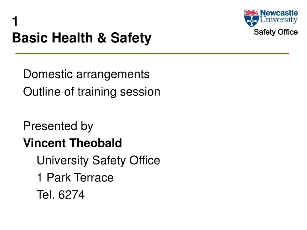 1 basic health safety l.