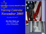 charleston county sheriff s office training calendar10