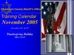 charleston county sheriff s office training calendar11