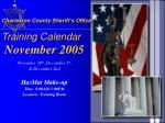 charleston county sheriff s office training calendar12