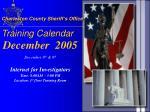 charleston county sheriff s office training calendar14