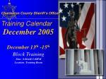 charleston county sheriff s office training calendar15