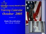 charleston county sheriff s office training calendar4