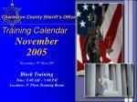 charleston county sheriff s office training calendar7