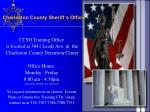 charleston county sheriff s office27