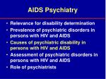 aids psychiatry19
