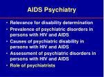 aids psychiatry42