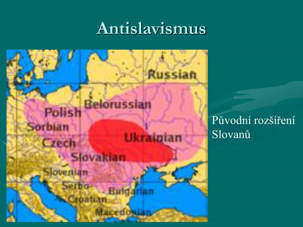 Antislavismus