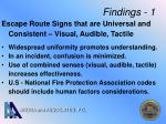 findings 1