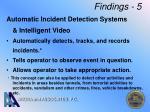 findings 5