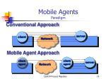 mobile agents paradigm