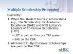 multiple scholarship processing22