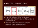 effects of traction disks8