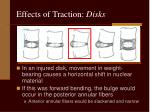 effects of traction disks9