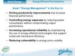 smart energy management is the key to