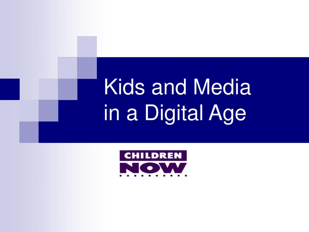 kids and media in a digital age l.