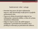 saobraznost robe i usluga54