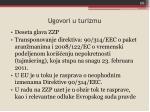 ugovori u turizmu