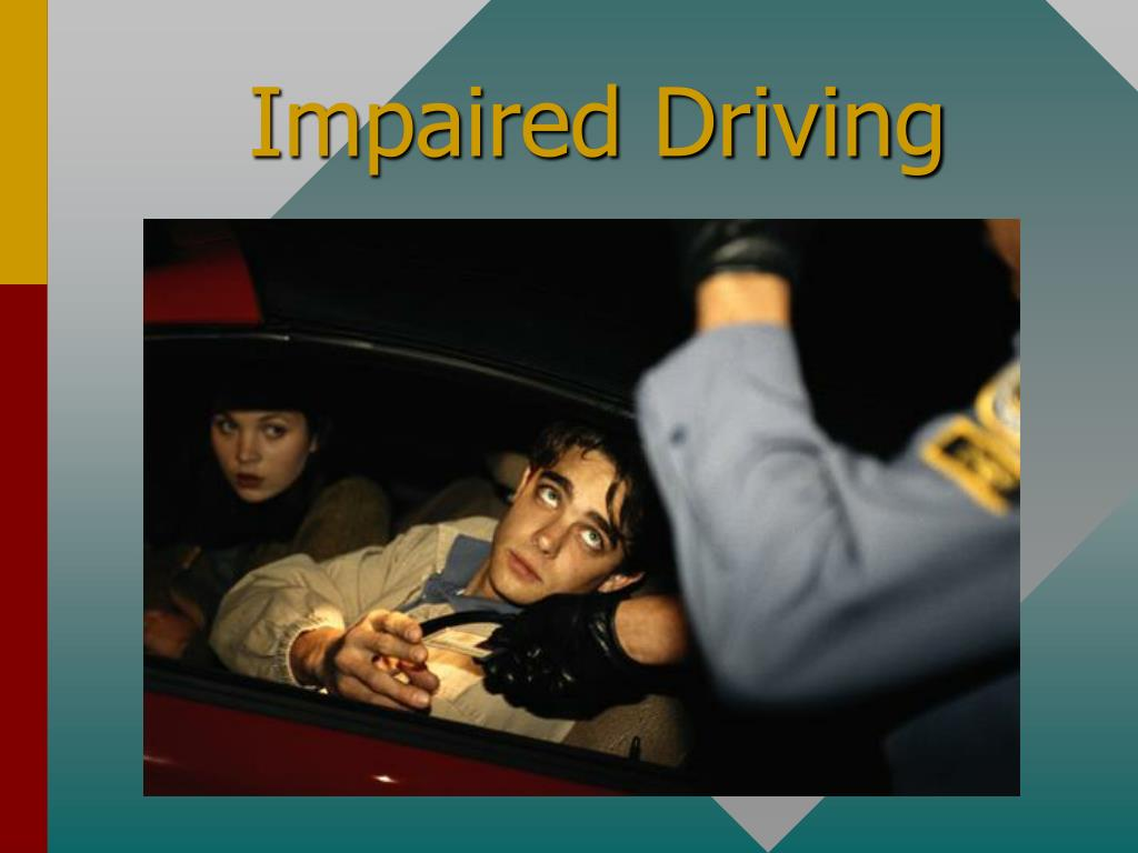 impaired driving l.