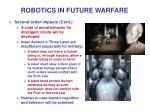 robotics in future warfare23
