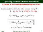 updating probabilistic information 9 10