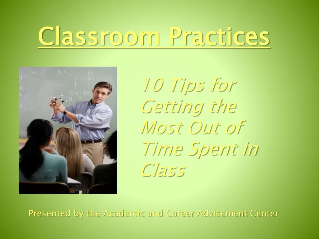 classroom practices l.