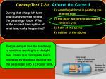 conceptest 7 2b around the curve ii10