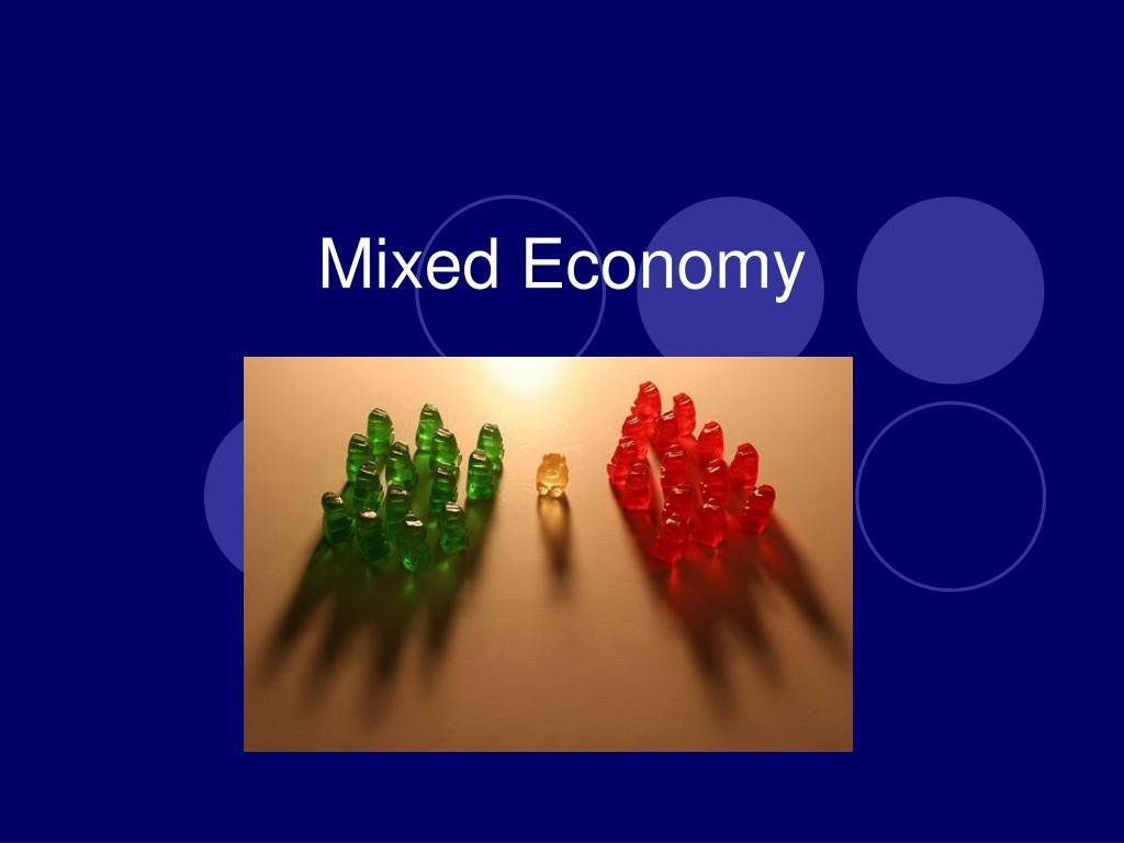 mixed economy l.