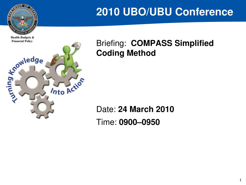 briefing compass simplified coding method l.